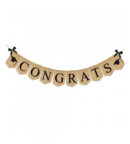 Congrats Graduation Supplies Doctorate Graduates