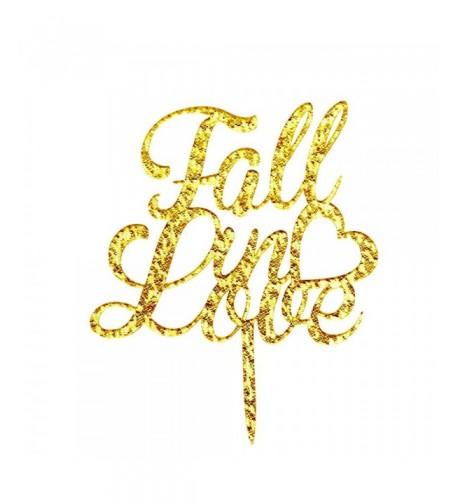 Glitter Wedding Engagement Bachelorette Decoration