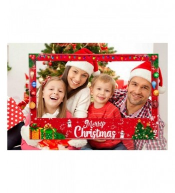 Designer Family Christmas Party Photobooth Props Outlet Online