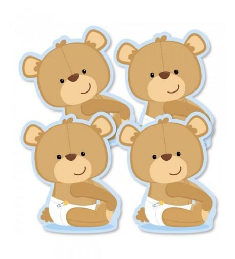 Baby Boy Teddy Bear Decorations