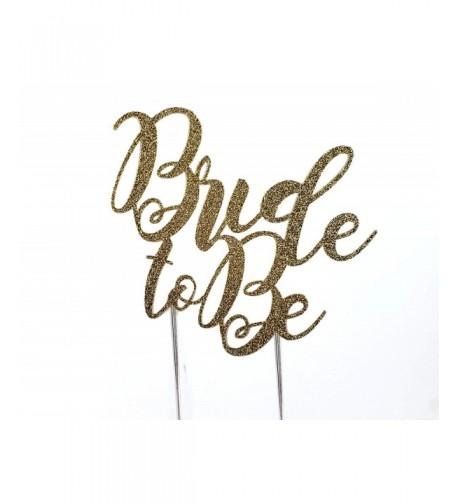 Handmade Bridal Shower Topper Decoration