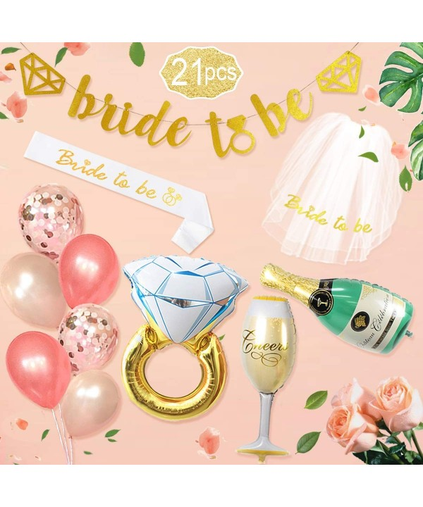 Bachelorette Decoration Decorations Engagement Champagne