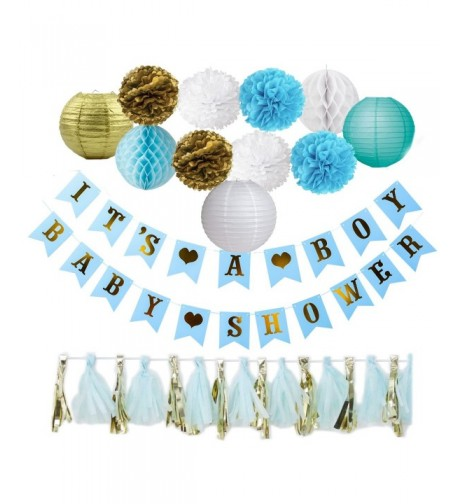 Decorations Lanterns Honeycomb Tassels BIRTHDAYS