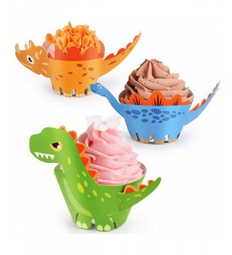 Dinosaur Wrappers Supplies Decoration Birthday