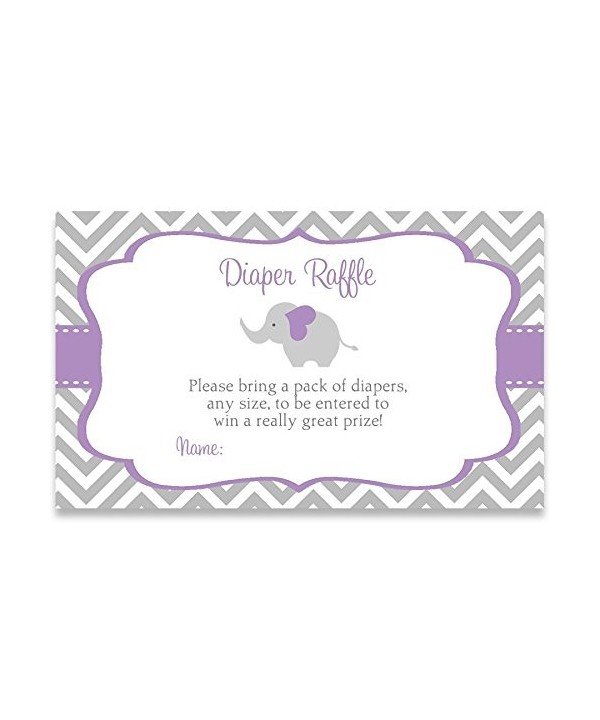 Elephant Tickets Chevron Stripes Sprinkle