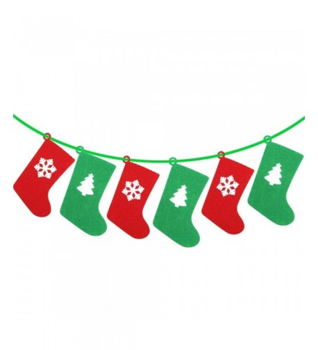Tiddy Christmas Banners Hanging Decoration
