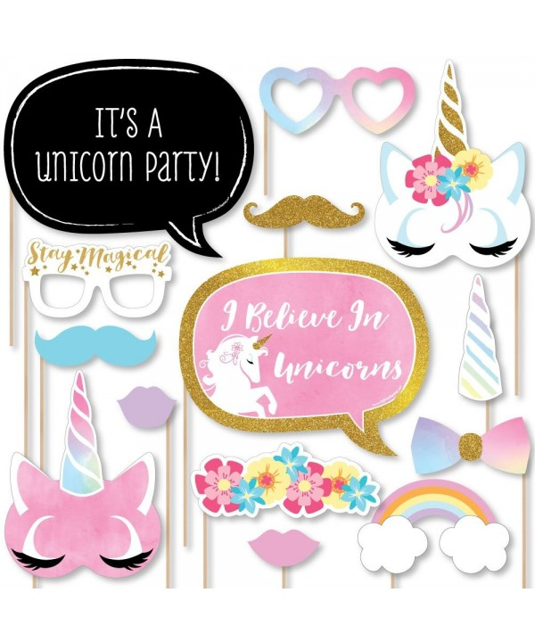 Rainbow Unicorn Magical Shower Birthday