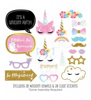 Most Popular Baby Shower Party Photobooth Props