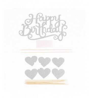 Cheap Real Birthday Cake Decorations Outlet