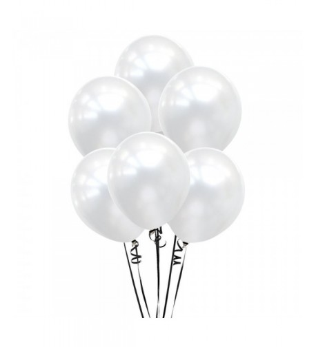 Pearl Balloons Wedding Birthday Shower