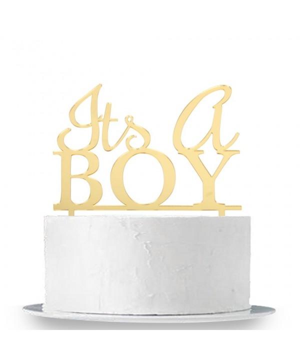 INNORU Its Boy Cake Topper