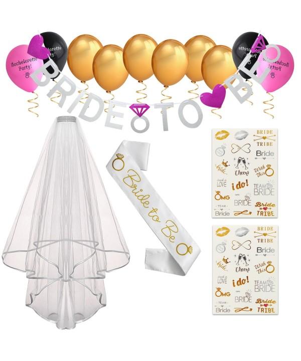 Bachelorette Party Bride Decorations Supplie Sash