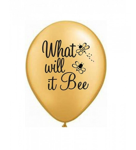What Will Bee Balloons Decorations