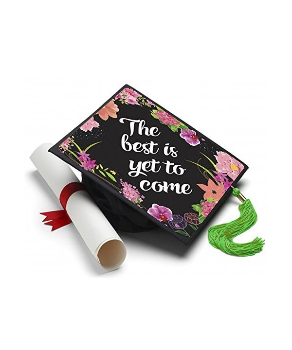 Tassel Toppers Best Come Inspirational