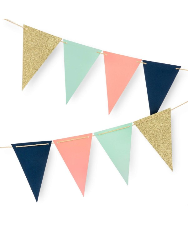 Pennant Decorations Triangle Bunting Garland