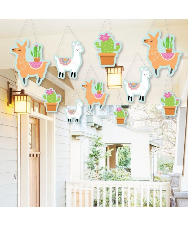 Hanging Whole Llama Fun Decorations