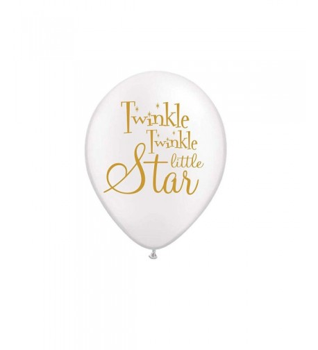 Twinkle Little Balloons Shower Decorations