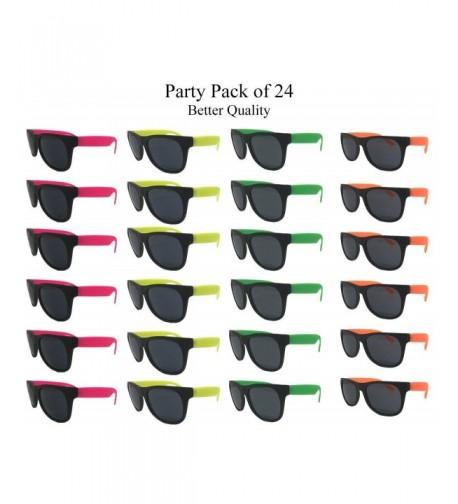 Sunglasses Assorted Colors Wayfarer Wholesale