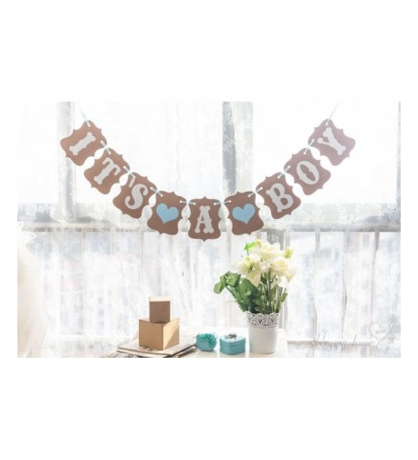 Garland Christening Baby Decoration Birthday