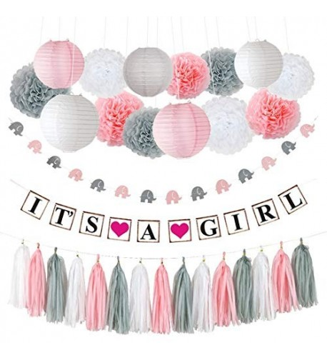 Pococo Baby Shower Decorations Girl