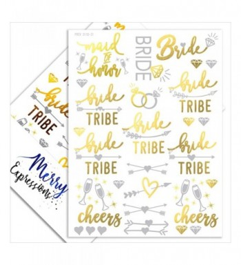 Bachelorette Party Flash Tattoos Expressions