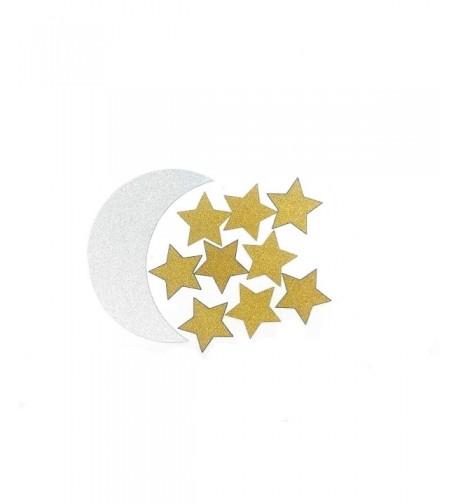 TooMeeCrafts Crescent Twinkle Decoration Birthday