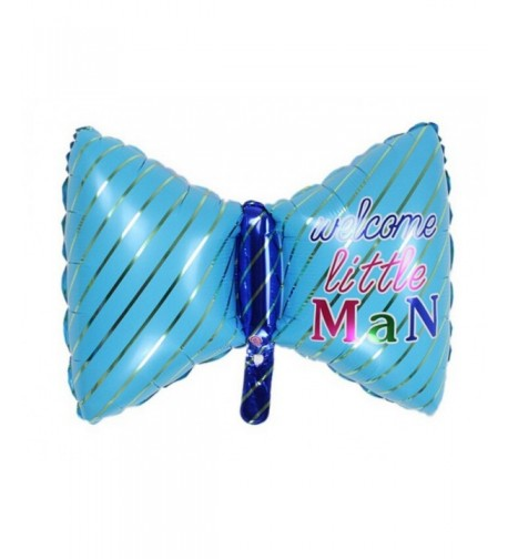 Zhiheng Bowtie Balloons Decoration Welcome