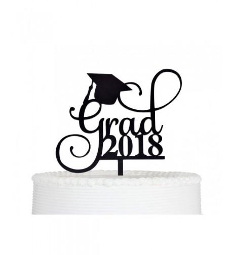 Qttier Topper Graduation Topper Grad Decorations