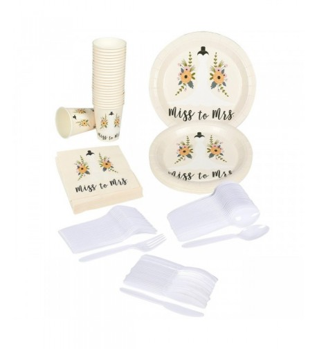 Juvale Bridal Shower Party Supplies