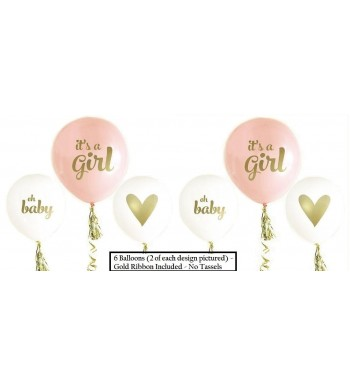 Cheap Real Baby Shower Party Decorations