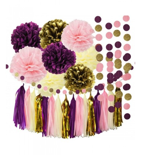 Qians Party Decorations Birthday Bachelorette