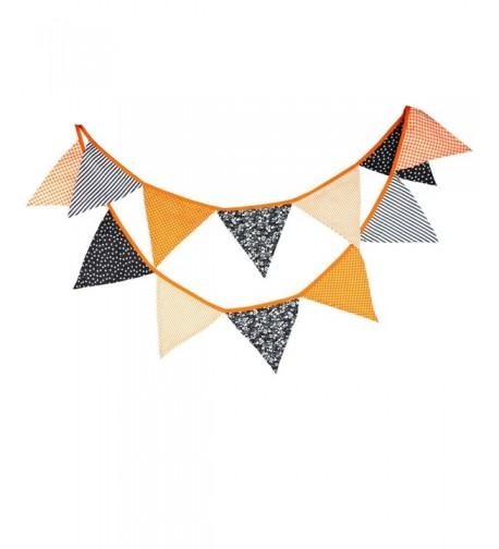 Halloween Vintage Buntings Garlands Decoration