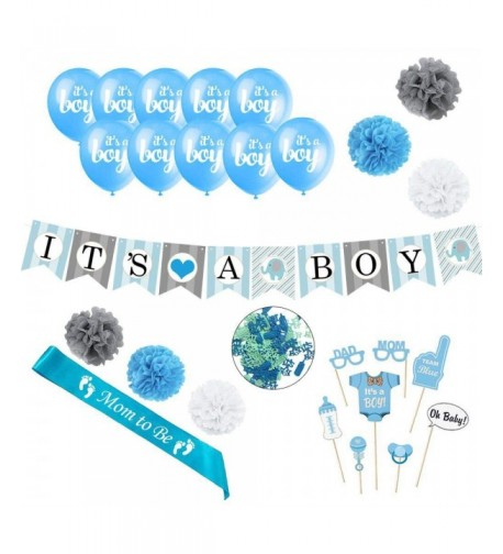 FuNZinia Baby Shower Decorations Set