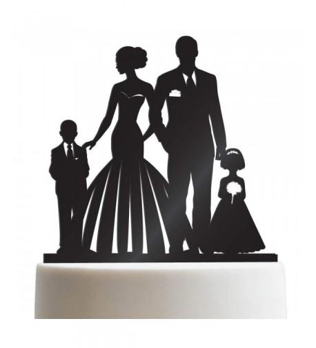 Bride Groom Wedding Topper Toppers