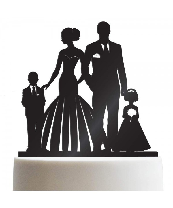 Bride Groom Wedding Topper Toppers