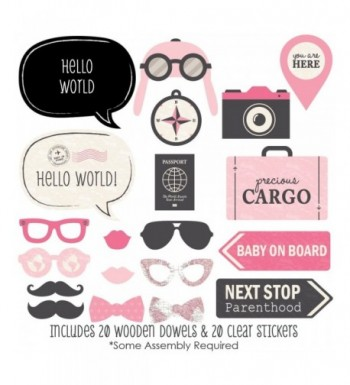 Baby Shower Party Photobooth Props