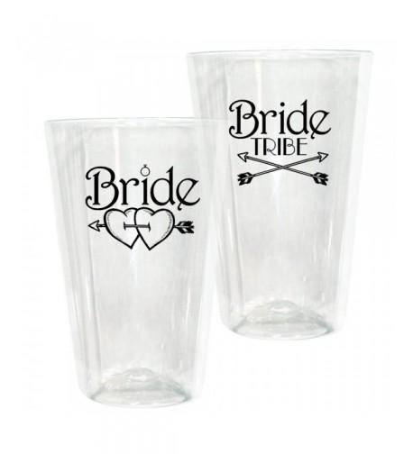 16oz Plastic Pint Glass Bachelorettes