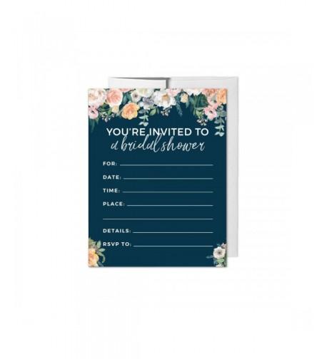 Andaz Press Hydrangea Collection Invitations