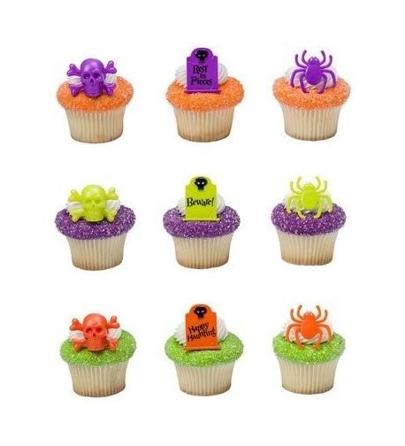 Halloween Party Haunted Assortment Cupcake