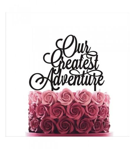 Greatest Adventure Wedding Birthday Anniversary