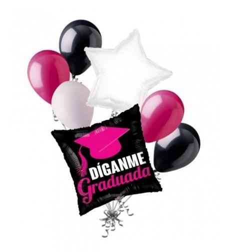 D ganme Graduada Balloon Graduation Congratulations