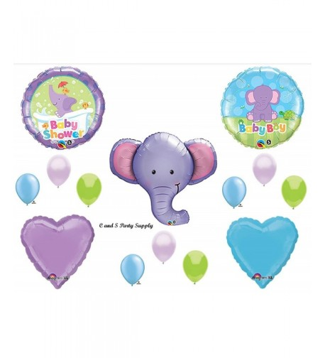 ELEPHANT BALLOONS Decorations Supplies Qualatex