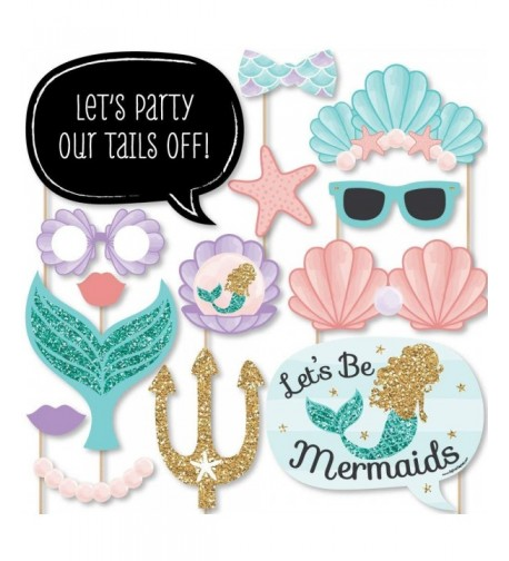 Big Dot Happiness Lets Mermaids