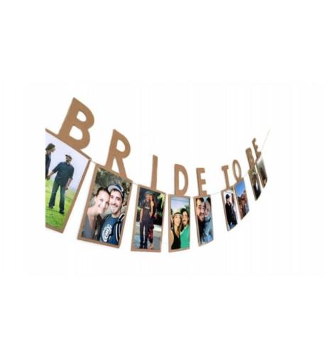 Banner Wedding Decoration Bridal Shower