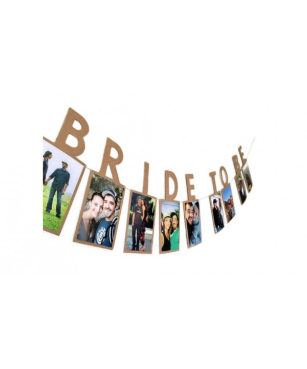 Banner Wedding Decoration Bridal Shower
