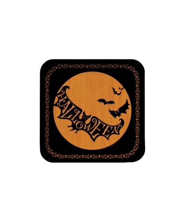Halloween Scary Silhouettes 9 inch Plates