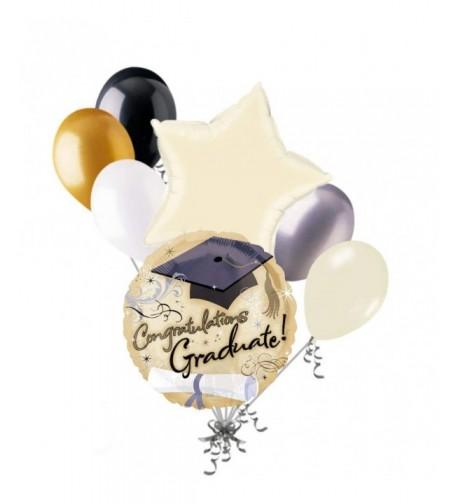 Sparkles Balloon Decoration Graduation Congrats