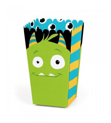 Monster Bash Little Birthday Popcorn