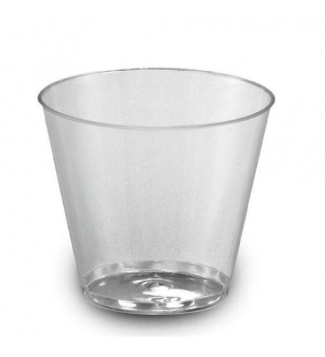 Clear Party Plastic Shooter Glasses