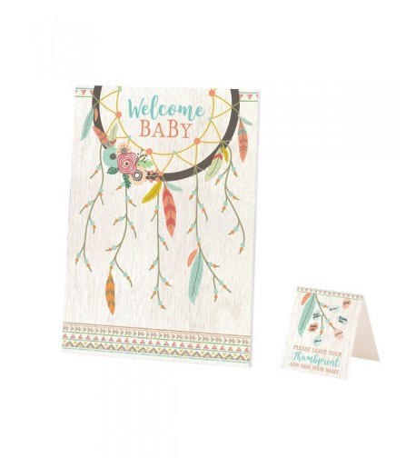 Lillian Rose Shower Signing Canvas